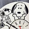 Детские настенные часы 7Arts Снупи CL-0059, фото 5