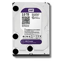 HDD для регистраторов 2Тб WD20PURX