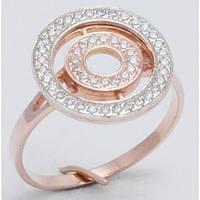 Женское кольцо золото 12620