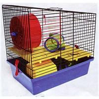 ВИЛЛА ЛЮКС-3 клетка для грызунов 335х225х325