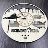 Интерьерные часы на стену 7Arts Ричмонд, Вирджиния CL-0109, фото 2