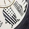 Интерьерные часы на стену 7Arts Ричмонд, Вирджиния CL-0109, фото 4