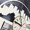 Интерьерные часы на стену 7Arts Ричмонд, Вирджиния CL-0109, фото 5