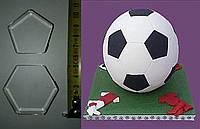 Набор вырубок для мастики Футбольный мяч