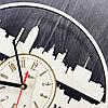 Дизайнерские часы на стену 7Arts Лансинг, Мичиган CL-0116, фото 4