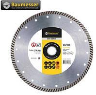 Отрезной диск 1A1R Turbo 115x1,8x8x22,23 Baumesser Universal