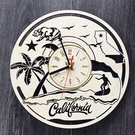Интерьерные часы на стену 7Arts Калифорния CL-0121