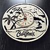 Интерьерные часы на стену 7Arts Калифорния CL-0121, фото 2