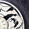 Интерьерные часы на стену 7Arts Калифорния CL-0121, фото 5