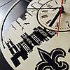 Интерьерные часы на стену 7Arts Новый Орлеан, Луизиана CL-0120, фото 3