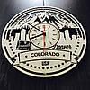 Часы настенные большие 7Arts Денвер, Колорадо CL-0123, фото 2