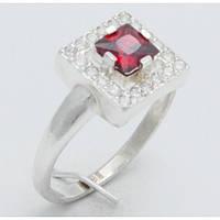 Шикарное серебряное кольцо 2308С