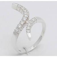 Красивое серебряное кольцо М14660С