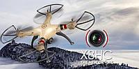 Syma X8HC - Квадрокоптер з камерою і барометром