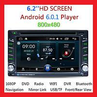 2din Pioneer 6002B DVD+GPS+4Ядра+16Gb ROM+1Gb RAM+Adnroid, фото 1