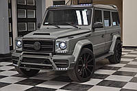 Обвес  Mercedes G w463 Mansory Wide body Kit