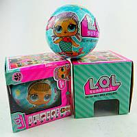 Куколка, кукла Lol Surprise 1я серия