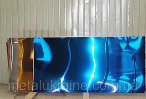 Лист нитрид титана 0,4х1250х2500 мм AISI 430,купить,Доставка по Украине