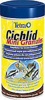 Tetra Cichlid Mini Granules 250 мл
