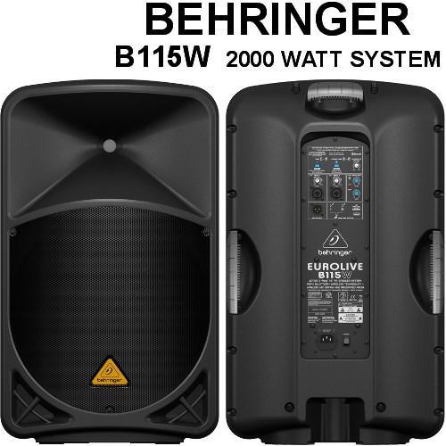 Акустические системы Behringer B115W