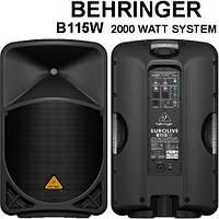 Акустические системы Behringer B115W, фото 1