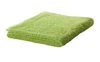 Полотенце HÄREN зеленое 100*150, фото 1