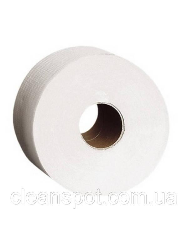 Туалетная бумага 120m белая двухслойная