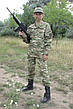 Комплект Киборг костюм кепка футболка камуфляж Мультикам, фото 4