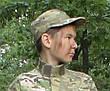 Комплект Киборг костюм кепка футболка камуфляж Мультикам, фото 2