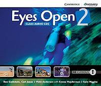 Eyes Open. Level 2. Class Audio CDs (3)