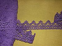 Кружево хлопковое - 24 мм, фото 1