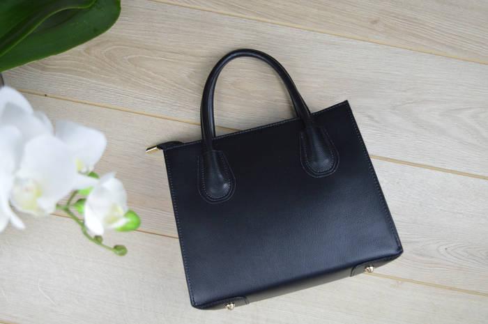 Черная сумка Leather Coutry 3229