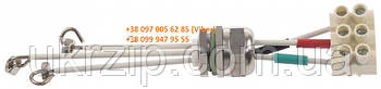 Щуп уровня воды L 135 мм, резьба M15x1,5 (арт. 400065) для Wiesheu Wiwa и др.