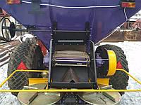 Машина для внесения удобрений  МВУ-6.