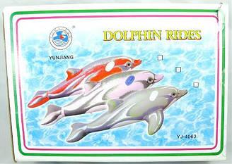 Дельфін для плавання YJ-4063, довжина 180 см