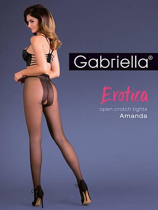 Колготы сексуальные Amanda Gabriella , фото 2