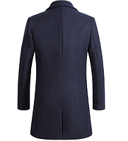 Мужское весеннее пальто. Модель 61771, фото 2
