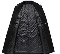 Мужское весеннее пальто. Модель 61771, фото 3