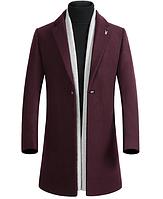 Мужское весеннее пальто. Модель 61771, фото 5