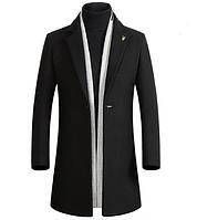 Мужское весеннее пальто. Модель 61771, фото 7
