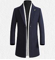 Мужское весеннее пальто. Модель 61771, фото 8
