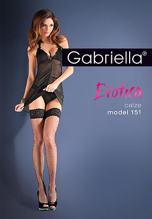 Чулки женские Calze 151 Gabriella , фото 2
