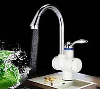 Проточные водонагреватели, бойлеры