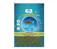 Корм для рыб Стандарт №1 гранулы 100гр/250мл для ежедневного кормления 1-2мм FLIPPER