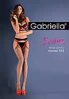 Чулки Tights Strip Panty 153 Gabriella