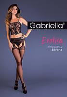 Сексуальные чулки 2 в 1 Silvana Gabriella