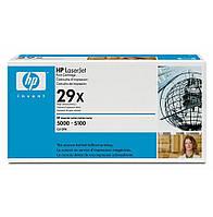 Картридж HP 29X LJ 5000/5100 Black (10000 стр)