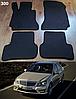 Коврики на Mercedes C-Class W204 '07-14. Автоковрики EVA
