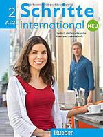 Schritte international 2, Neu KB+AB+CD zum AB