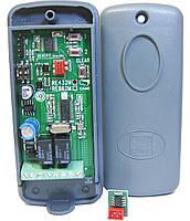 Универсальный приемник для ворот и шлагбаума CAME RE432 частота 433,92 МГц, фото 1